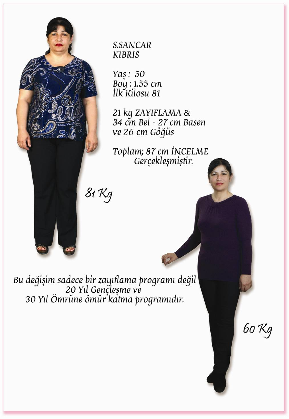 1 Ayda 15 Kilo Zayıflamak İstiyorum